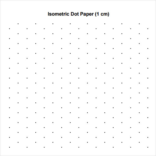 Dot Paper - 8+ Free Download for PDF , Word | Sample Templates