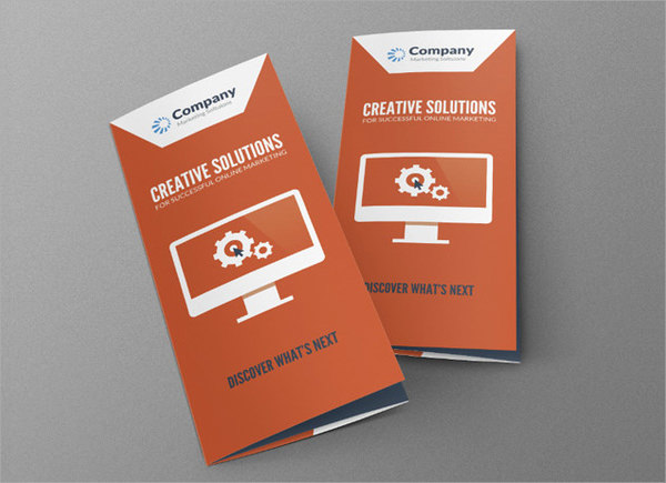Marketing Brochures  Psd Vector Eps Pdf
