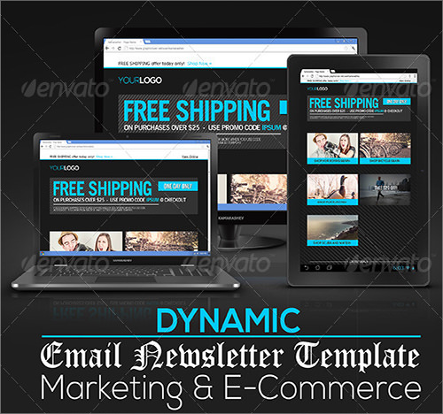 marketing email template1