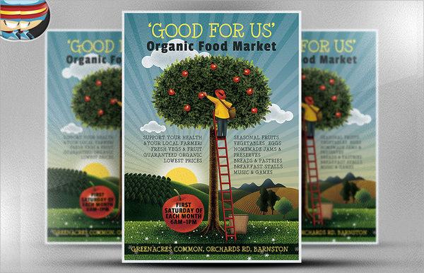 Organic food market pretoria