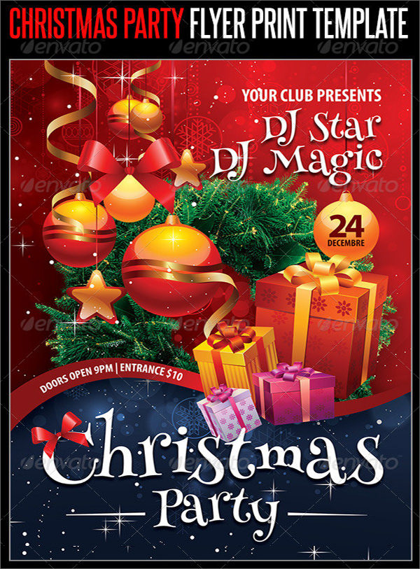 8+ Party Flyers - PSD, Vector EPS