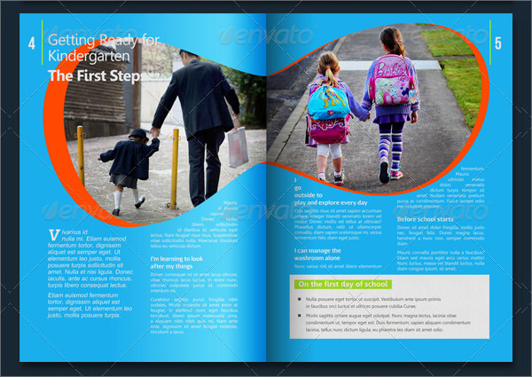 Child Care Brochure Sample Preschool Brochure Preschool Brochure
