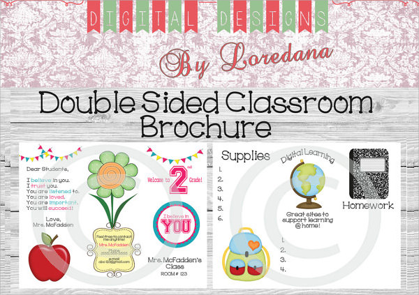 teacher brochure template - preschool brochure 9 premium download