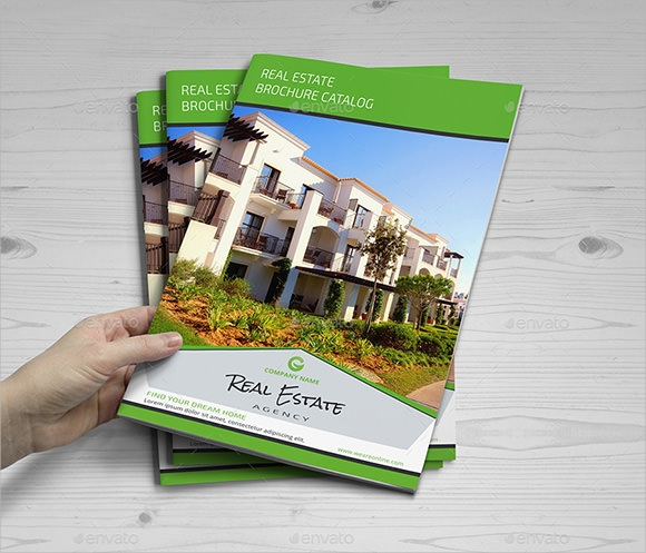 10+ Real Estate Brochures - PSD, Vector EPS