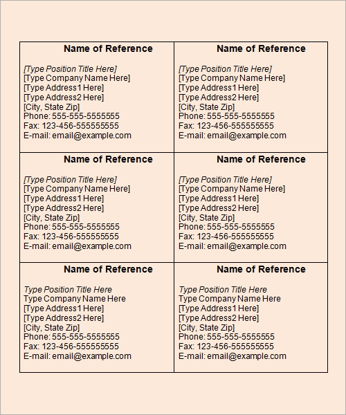 Superb Their Reference List And The Idea Of Writing References Available On Intended For Business Reference List