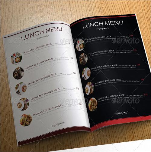 restaurant menu design template2