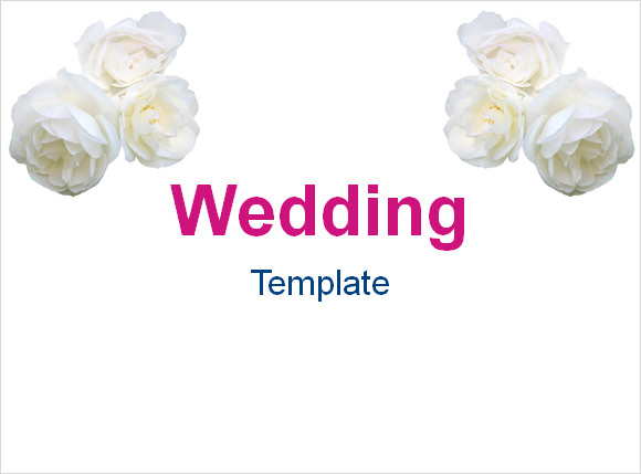 Wedding Powerpoint Template Gray Lovely ValentineS Day Presentation