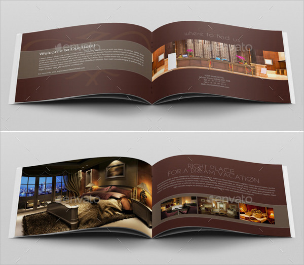 13 hotel brochure templates sample templates for Hotel brochure templates free download