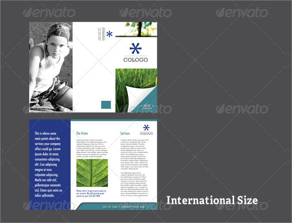 tri fold brochure indesign template - 10 tri fold brochures sample templates