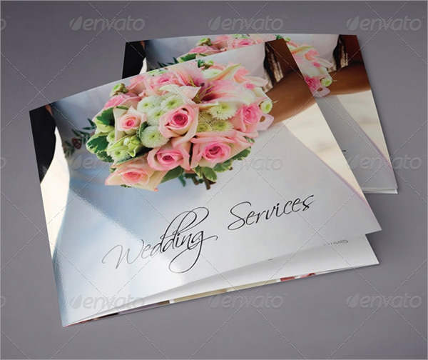 Wedding Brochure Ideas