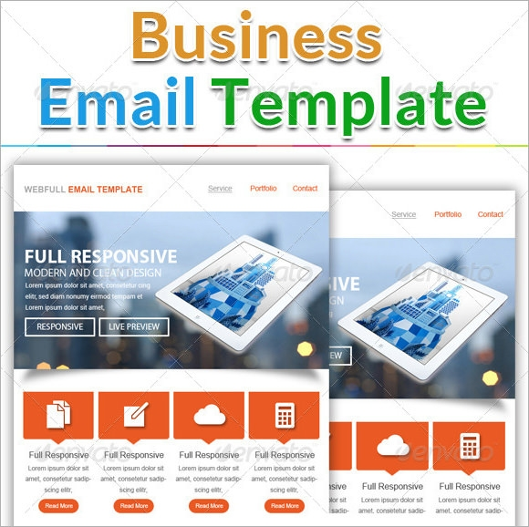 7 sample business email templates sample templates business email sample friedricerecipe Image collections