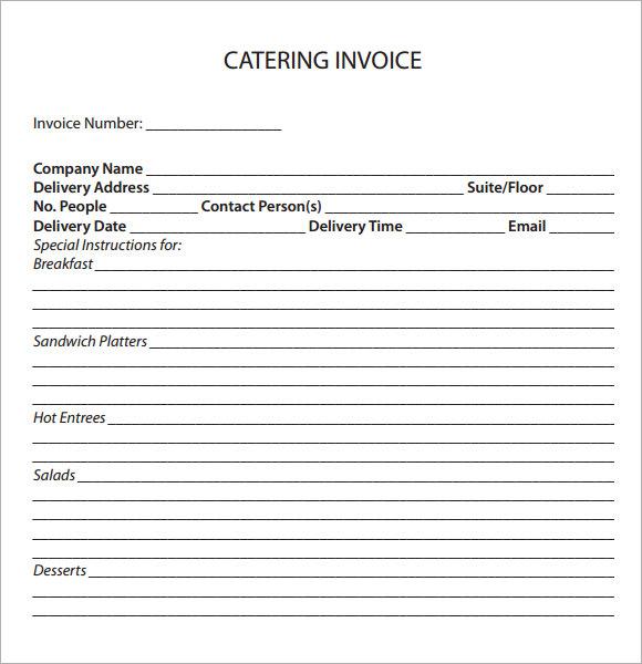 catering invoice pdf tU69XK7l