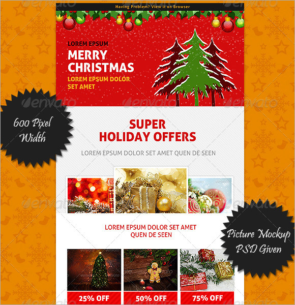 11 sample holiday newsletters sample templates christmas newsletter template spiritdancerdesigns Image collections
