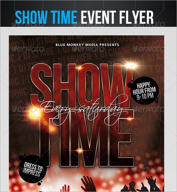 event invitation vector