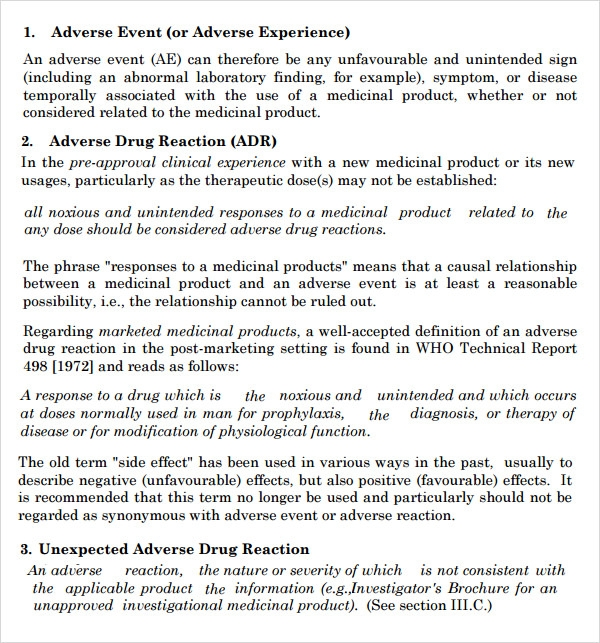 8+ Investigator Brochures - Word, Pdf