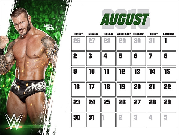 indesign calendar template 2015