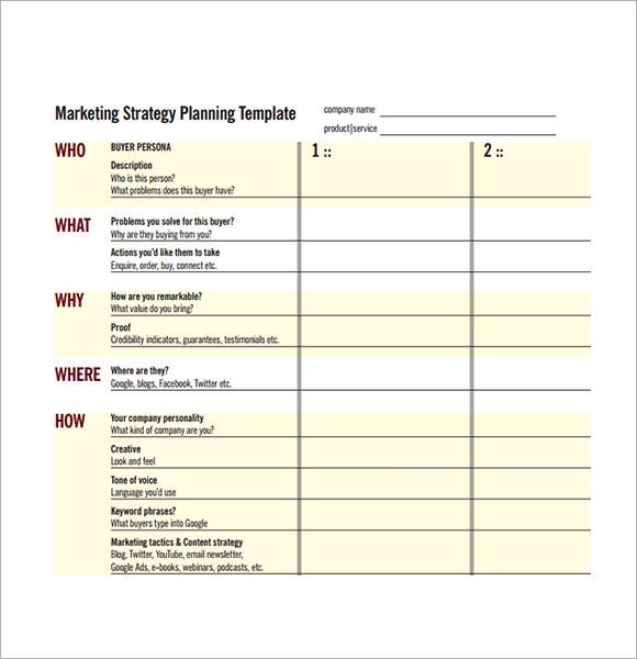 marketing analysis tools