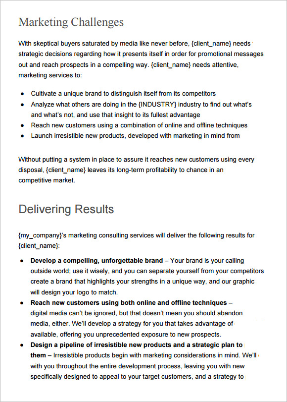 presentation proposal letter template .