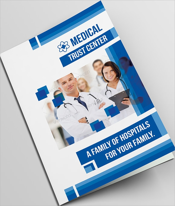free 7  medical brochures in psd