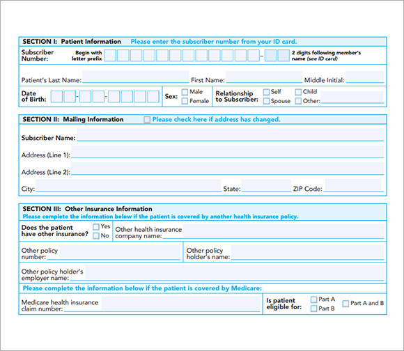 Sample Medical Receipt Template 12 Free Documents in PDF Word – Medical Receipt Template