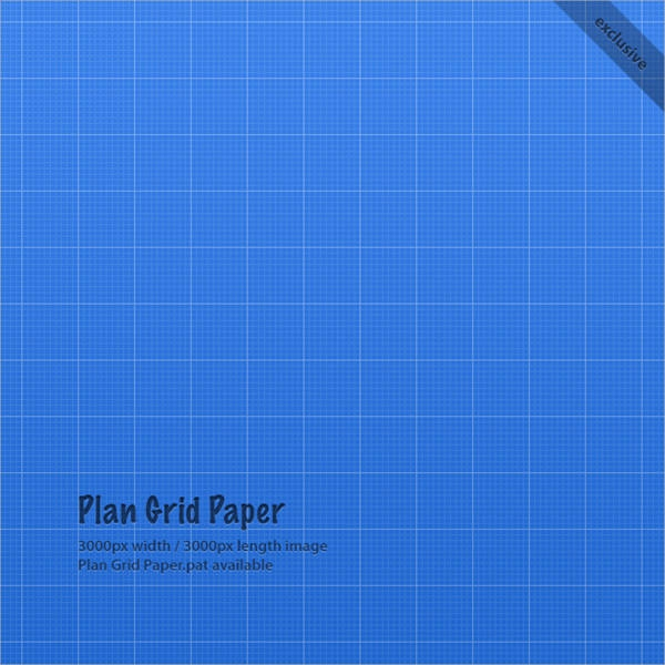 printable large grid paper