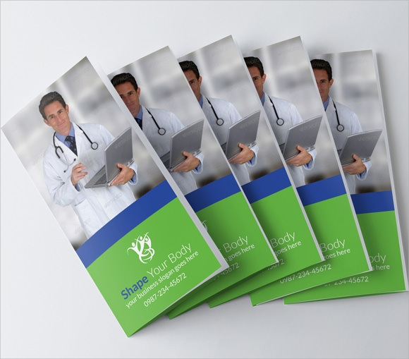 publisher templates medical