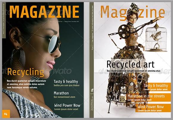 real estate newsletter magazine