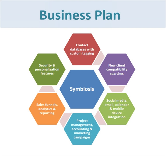 16 sample small business plans sample templates for Free buisness plan template