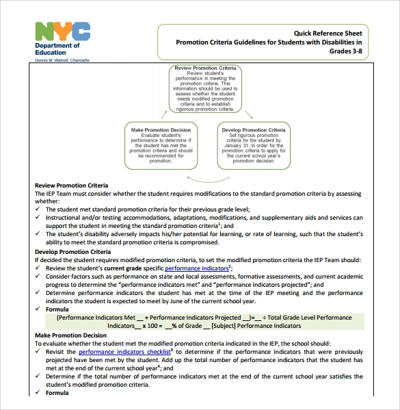 research reference sheet template