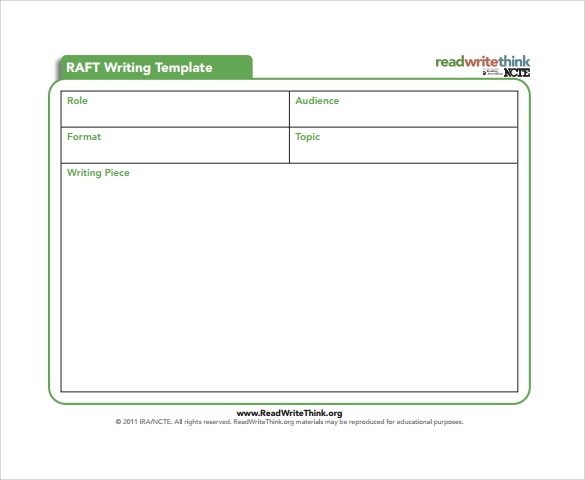 Sample Writing Template 9 Free Documents in PDF – Blank Writing Sheet
