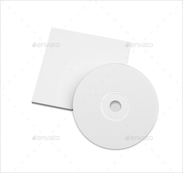 blank cd label template