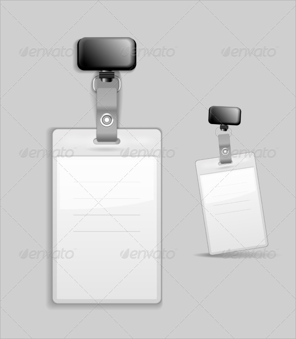 Sample Blank ID Card Template 9 Download In PSD – Blank Id Card Template