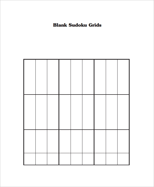 sample blank crossword template 9 documents download in