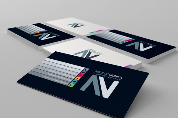 Blank Business Card Template   Download Documents In Psd  Pdf