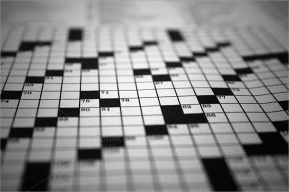 blank crossword puzzle template 20 square
