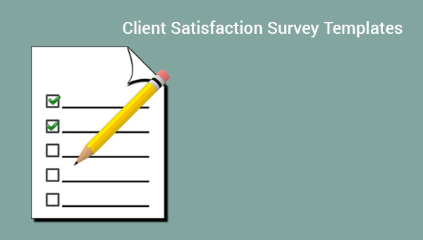 sample client satisfaction survey 6 documents in pdf