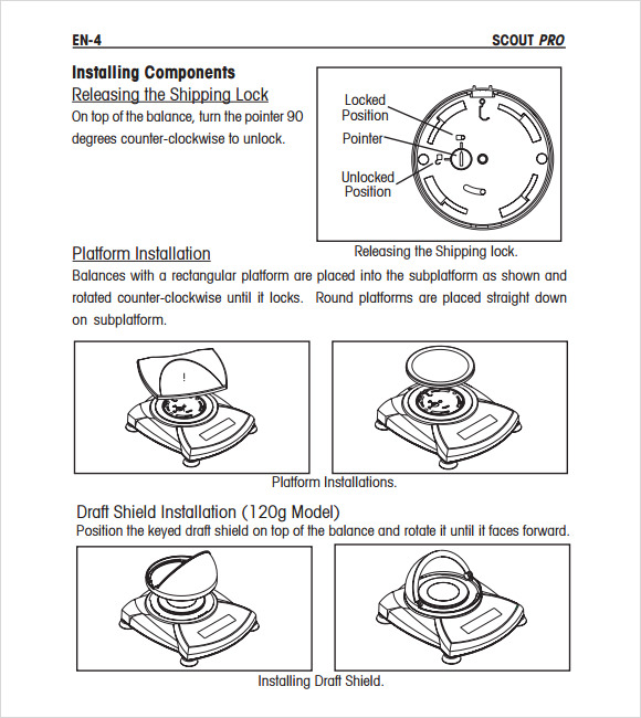 Desk Manual Template Draft Hostgarcia
