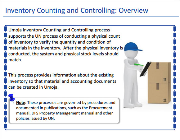 free 6  it inventory templates in pdf