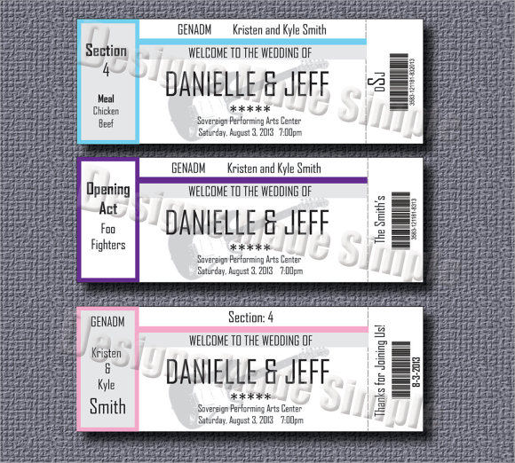 Search results for free printable concert ticket invitation template calendar 2015 for Concert ticket template free download