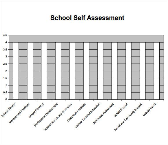 Self Assessment Essays
