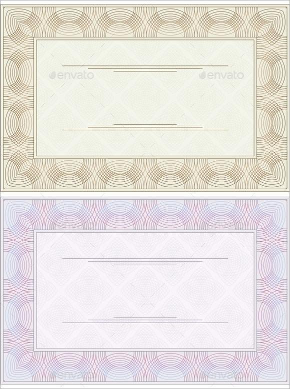 blank voucher cards
