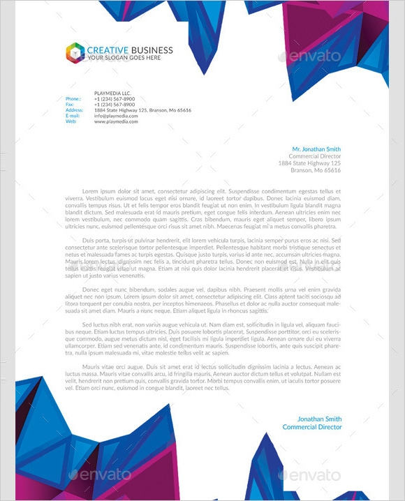 29 Corporate Letterhead Templates Doc Psd: 7+ Documents In PSD, Word, EPS