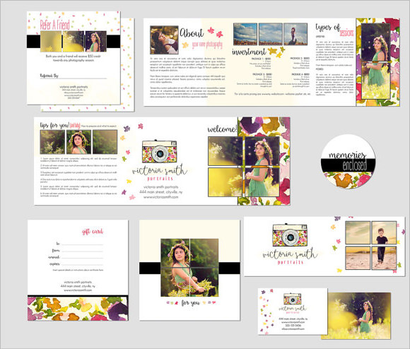 Sell Sheet Design Samples