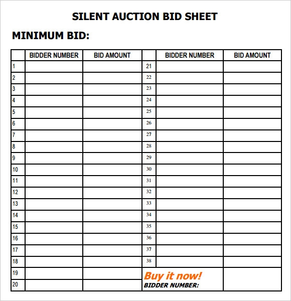 auction program template - blog archives paymaster