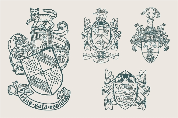 beautiful coat of arms