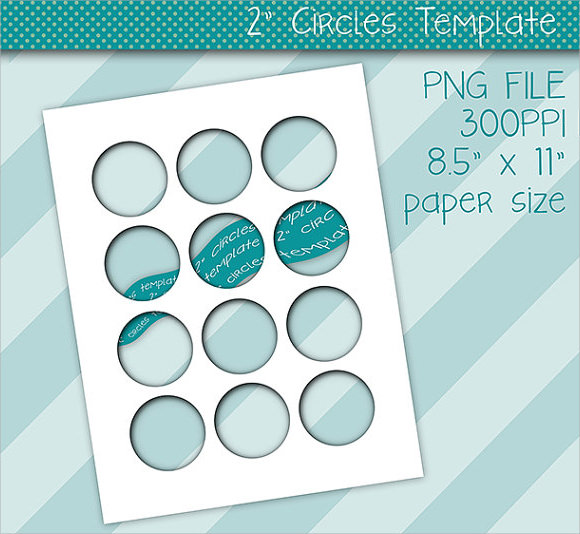 1 inch circle template free - number names worksheets circle template free free