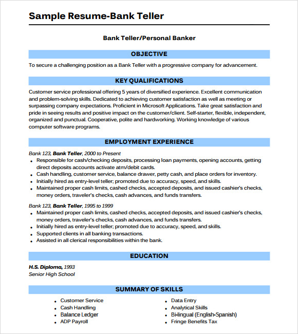 bank resume template investment bank resume sales banking lewesmr relation manager resume sample seangarrette banker resume example