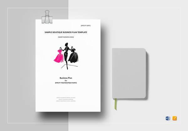 boutique business plan template1