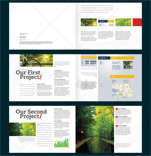 Case Study Template   Download In Pdf Psd
