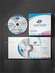 cd label sample template